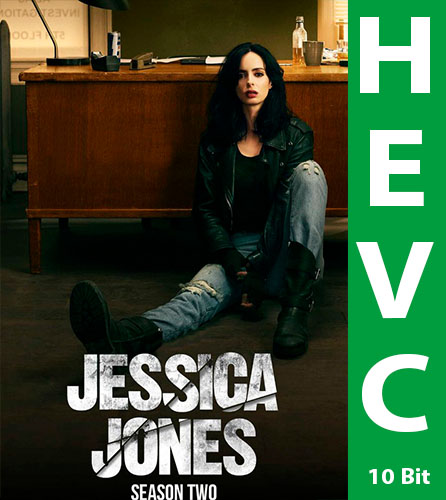 Фильм Джессика Джонс / Marvel's Jessica Jones [S02] (2018) WEBRip 720p [HEVC]
