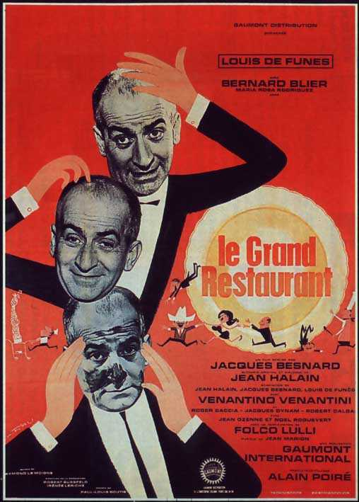 Перейти к просмотру Ресторан Господина Септима / Le grand restaurant (1966) BDRip 1080p [HEVC] 10 bit